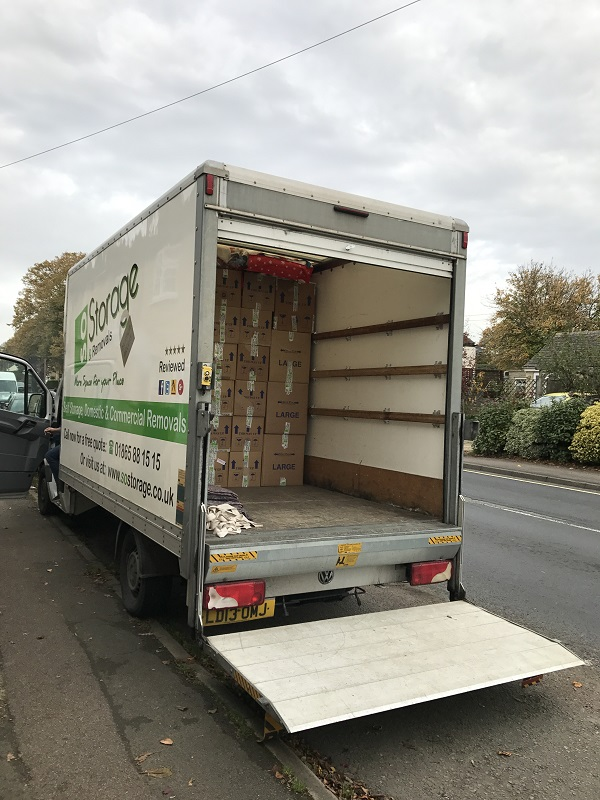 Removal Service - Business Removal