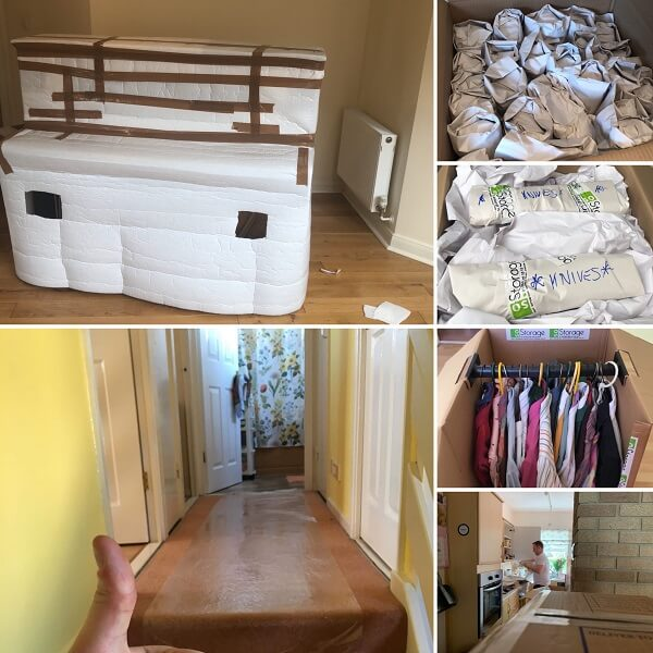 Removal Service - house removal